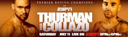 keith thurman vs. luis collazo prediction