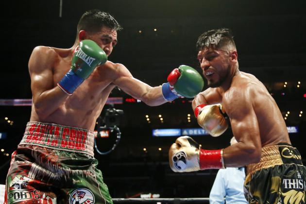 leo santa cruz vs. abner mares results - Potshot Boxing