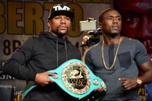 floyd mayweather, jr vs. andre berto boxing poll - Potshot Boxing