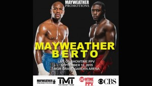 mayweather vs. berto official undercard - Potshot Boxing