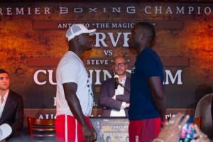 antonio tarver vs. steve cunningham boxing poll - Potshot Boxing
