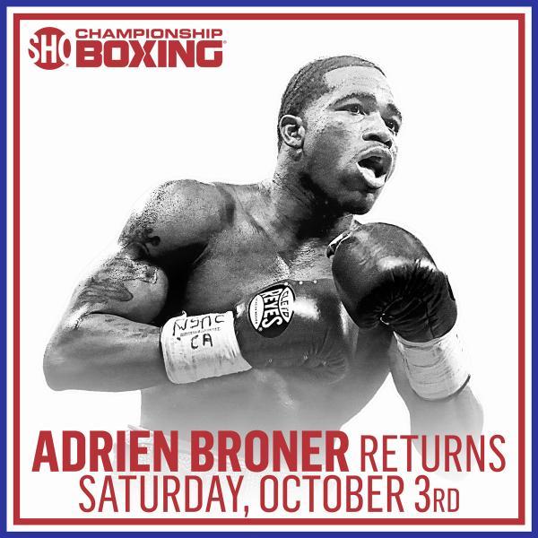 adrien broner vs. khabib allakhverdiev prediction - Potshot Boxing