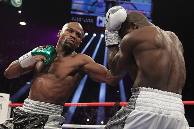 floyd mayweather vs. andre berto results - Potshot Boxing