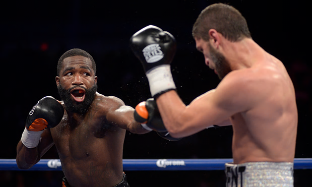 adrien broner vs. khabib allakhverdiev boxing results - Potshot Boxing