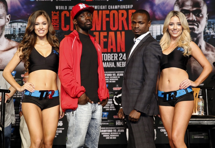 terence crawford vs. dierry jean prediction - Potshot Boxing