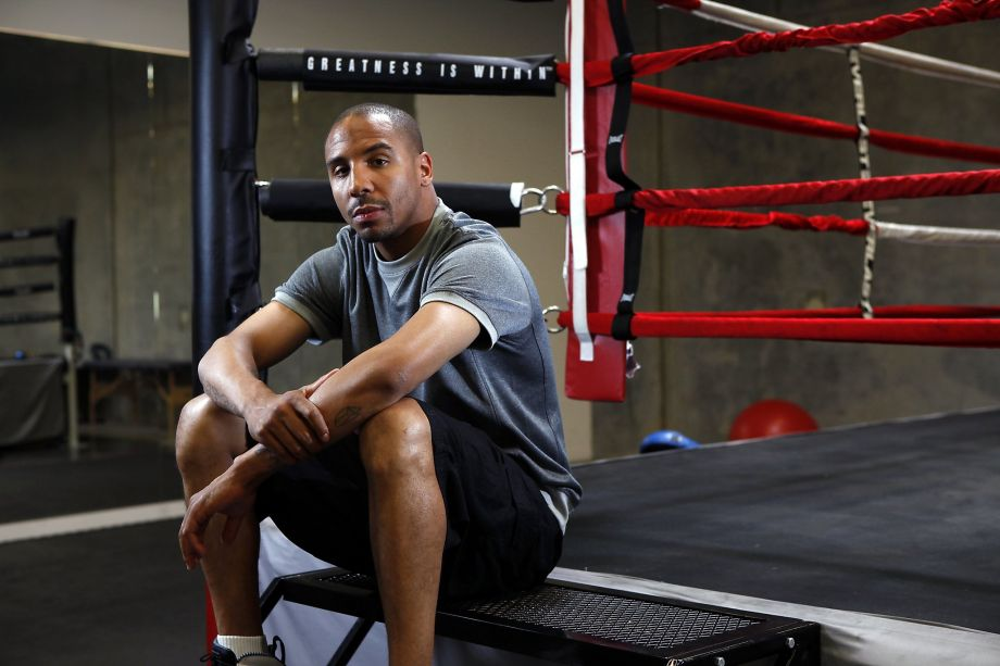 andre ward sidelined from cotto-canelo ppv - Potshot Boxing