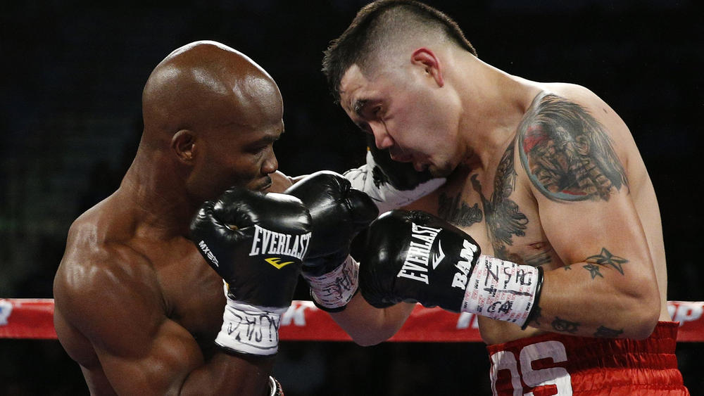 timothy bradley vs. brandon rios boxing results - Potshot Boxing