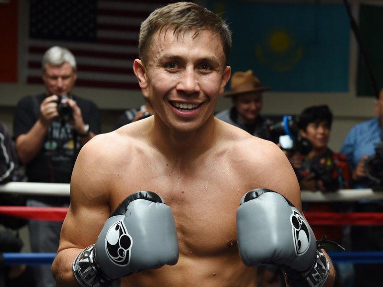 Gennady Golovkin FOTY - Potshot Boxing