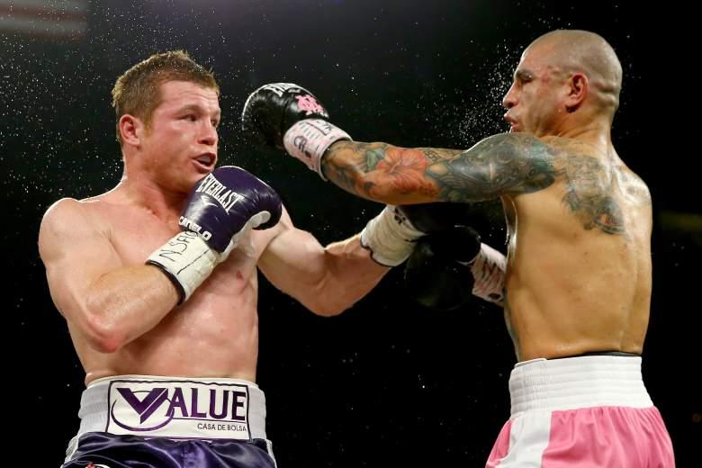 canelo alvarez vs. miguel cotto FOTT - Potshot Boxing
