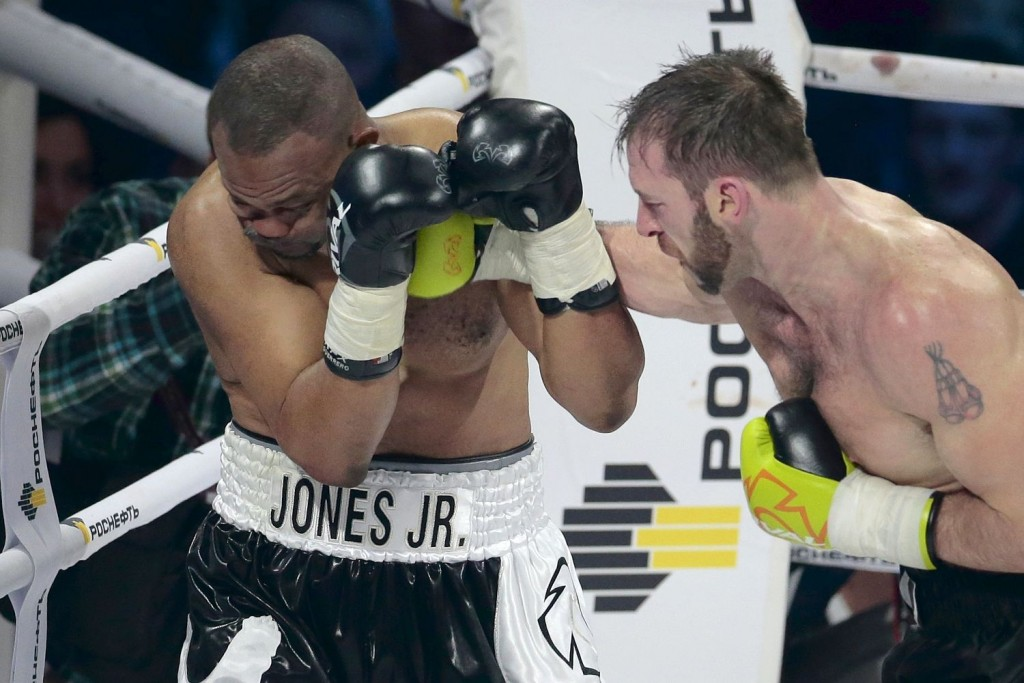 roy jones, jr vs. enzo maccarinelli result boxing poll - Potshot Boxing