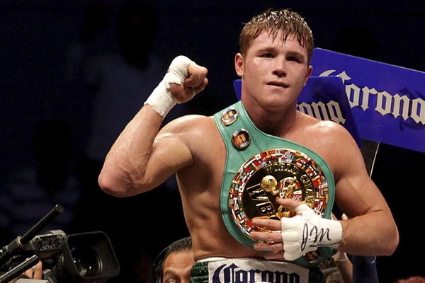 canelo alvarez pound for pound list january 2016 - Potshot Boxing