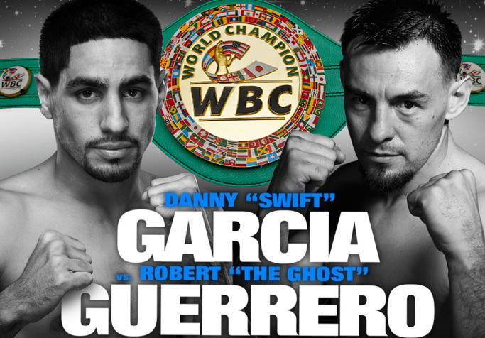 first look - danny garcia vs. robert guerrero - Potshot Boxing