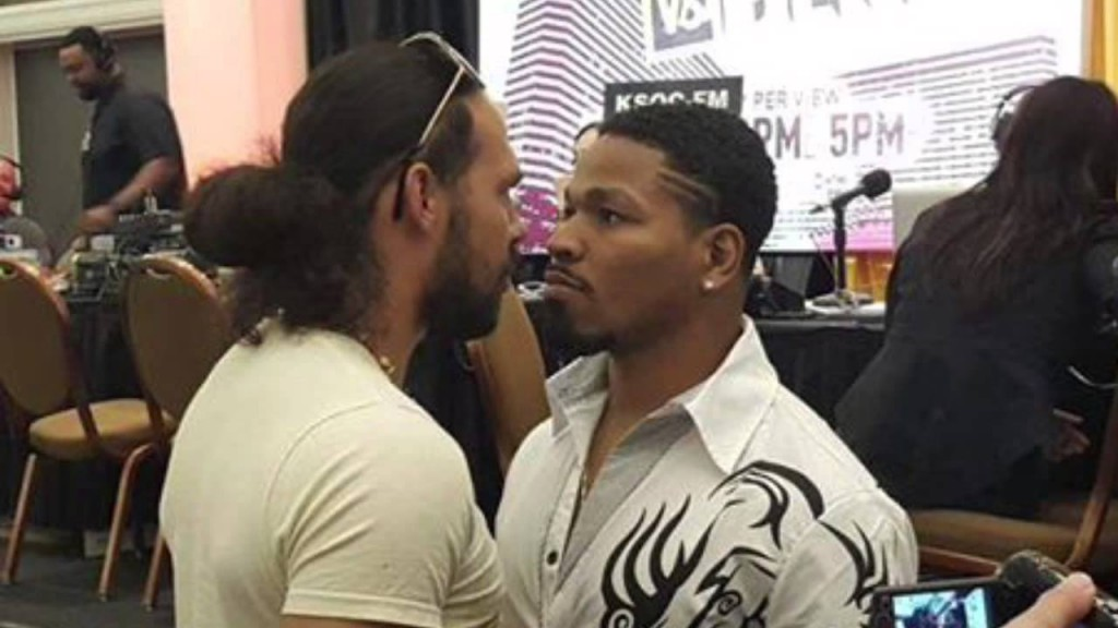 keith thurman vs. shawn porter on march 12, 2016 - Potshot Boxing