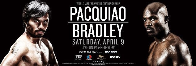 manny pacquiao vs. timothy bradley 3 undercard - Potshot Boxing
