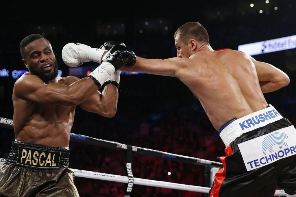 sergey kovalev vs. jean pascal 2 results - Potshot Boxing