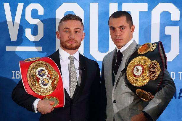 carl frampton vs. scott quigg boxing poll - Potshot Boxing