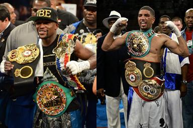dream match - floyd mayweather vs. winky wright - Potshot Boxing