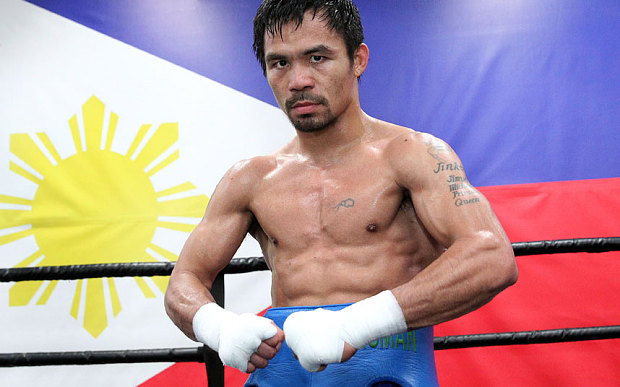 manny pacquiao gets dropped by Nike - Potshot Boxing
