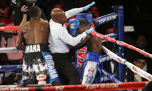 terence crawford vs. hank lundy boxing results - Potshot Boxing