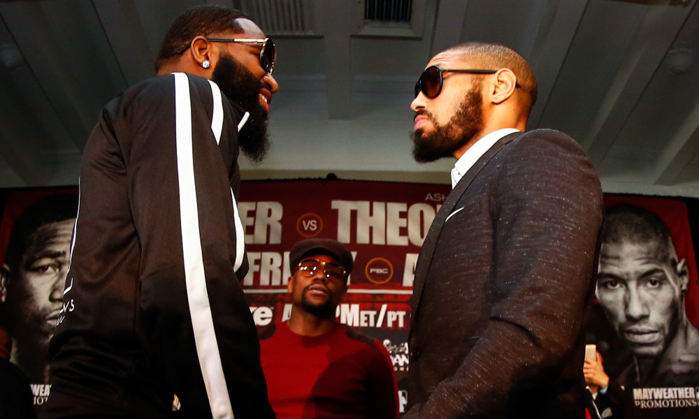 adrien broner vs. ashley theophane boxing poll