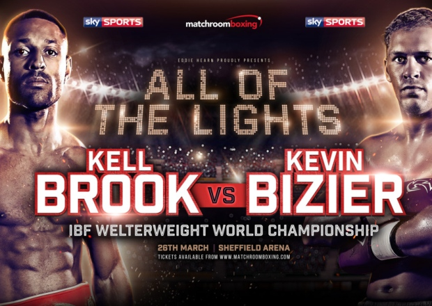 kell brook vs. kevin bizier boxing poll - Potshot Boxing