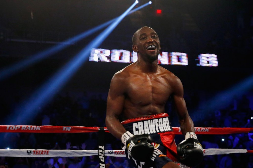 terence crawford cracks psb's p4p list - Potshot Boxing