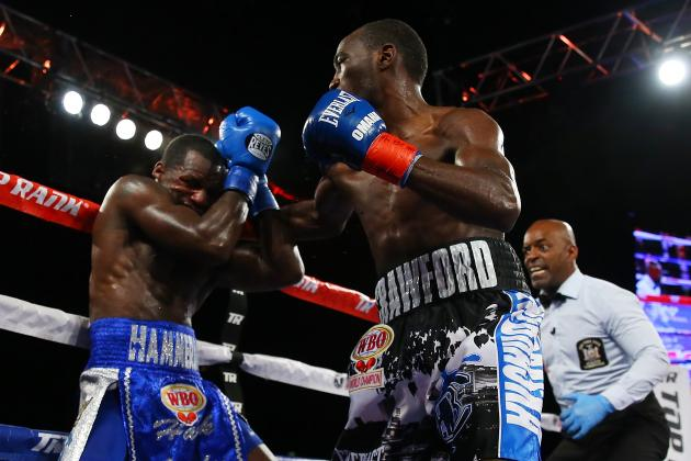 terence crawford vs. hank lundy fott - Potshot Boxing