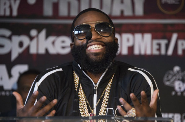 adrien broner may be facing assault charges - Potshot Boxing