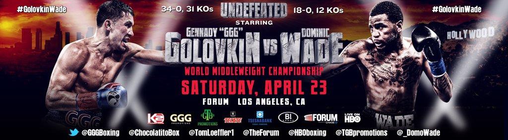 gennady golovkin vs. dominic wade boxing poll - potshot boxing