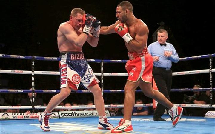 Kell brook vs. kevin bizier psb fight of the month - Potshot Boxing