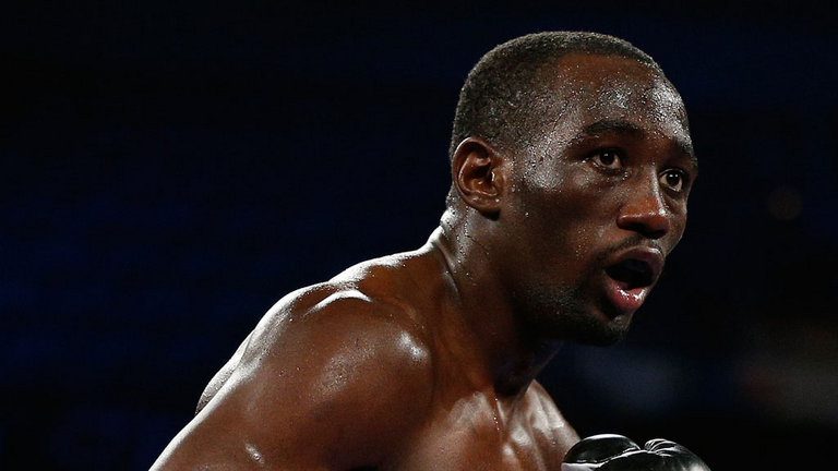 terence crawford turns himself into police on friday - Potshot Boxing