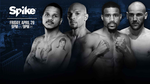 the dirrell brothers boxing result - Potshot Boxing