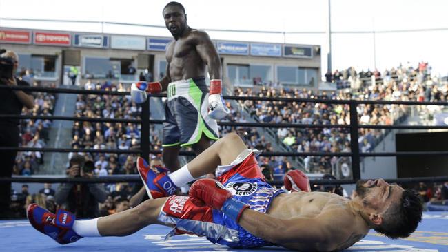 andre berto vs. victor ortiz 2 results - Potshot Boxing