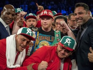 canelo vacate wbc middleweight title - Potshot Boxing
