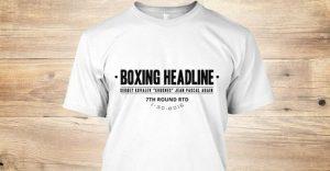 kovalev krushes pascal tshirt - Potshot Boxing