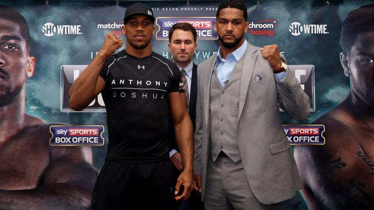 anthony joshua vs. dominic breazeale boxing poll - Potshot Boxing