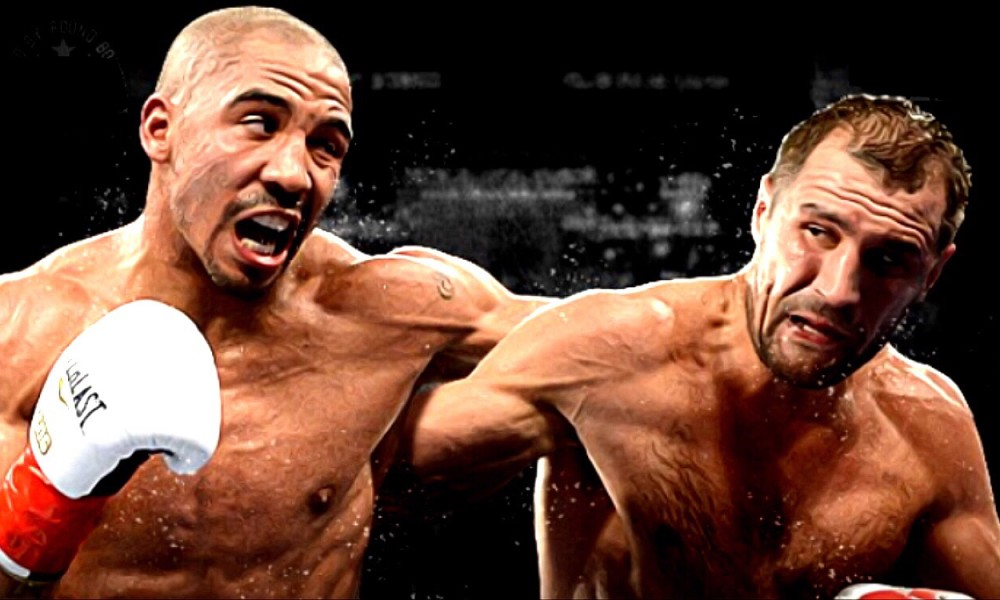sergey kovalev vs andre ward is official
