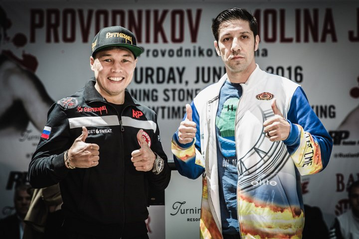 ruslan provodnikov vs. john molina, jr. prediction - Potshot Boxing