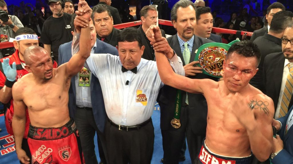 francisco vargas vs. orlando salido draw - Potshot Boxing