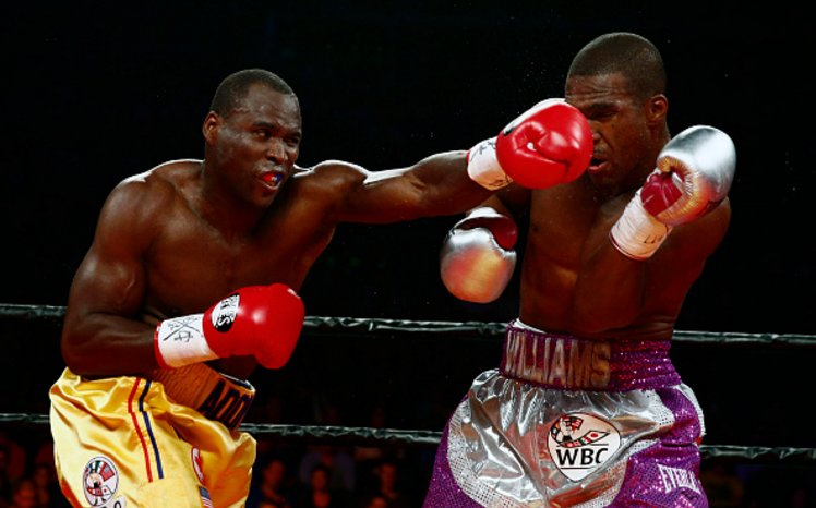 adonis stevenson vs. thomas williams jr. results - Potshot Boxing