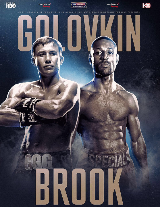 golovkin vs. brook - Potshot Boxing