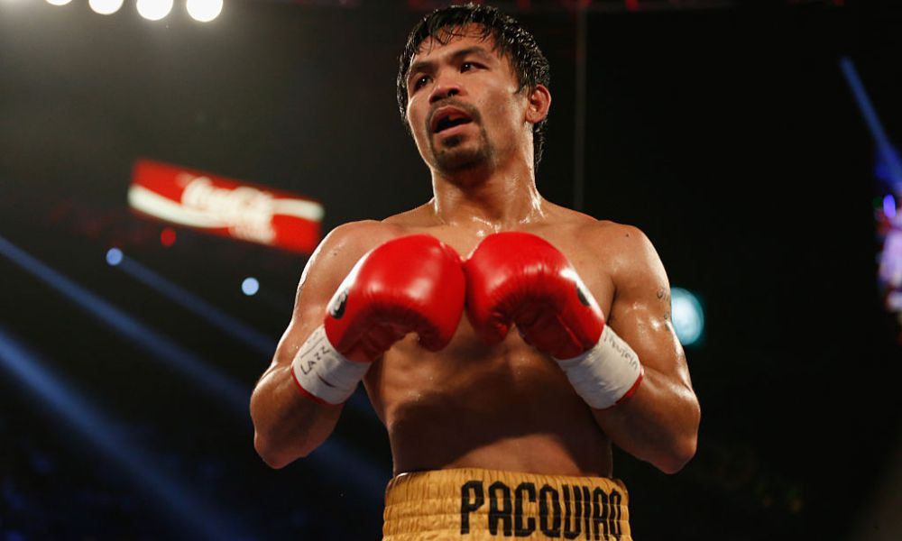 manny pacquiao boxing poll - Potshot Boxing