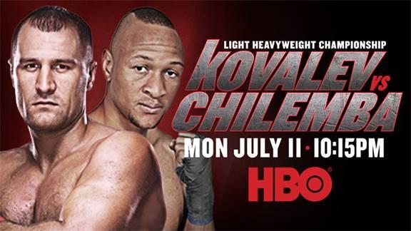 sergey kovalev vs. isaac chilemba prediction - Potshot Boxing