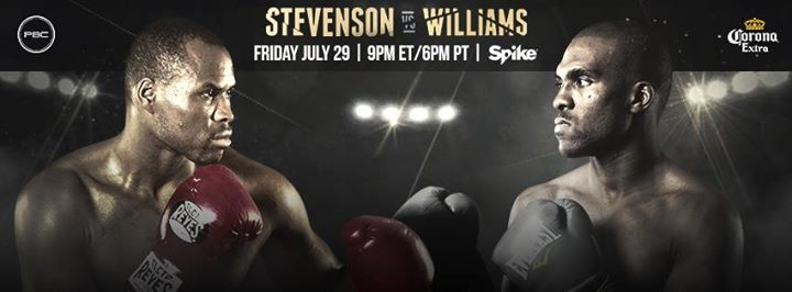 adonis stevenson vs. thomas williams, jr. boxing poll - Potshot Boxing