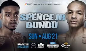 errol spence, jr. vs. leonard bundu boxing poll - Potshot Boxing