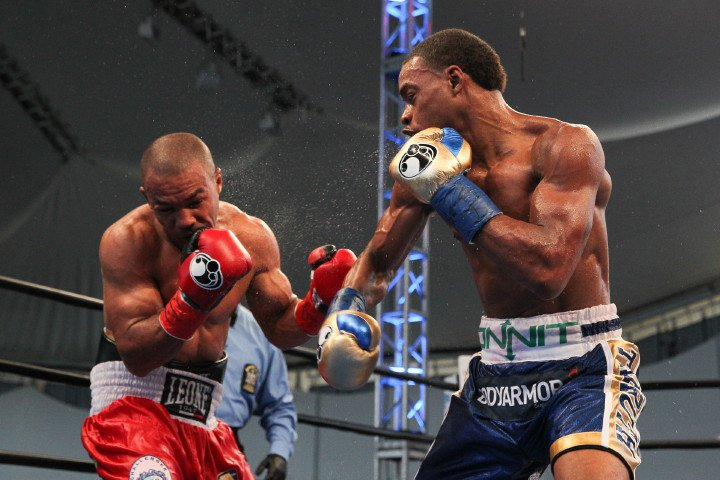 errol spence, jr. stops leonard bundu - Potshot Boxing