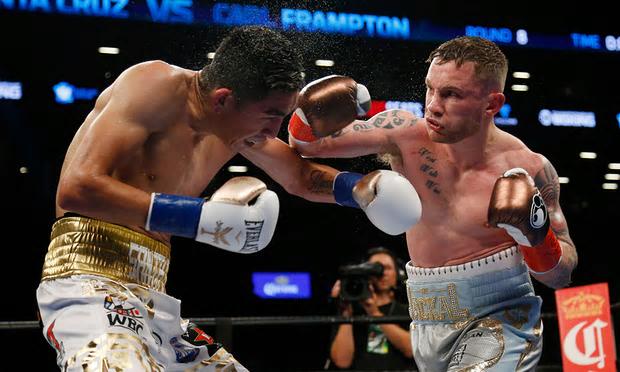 frampton vs. santa cruz fott - Potshot Boxing