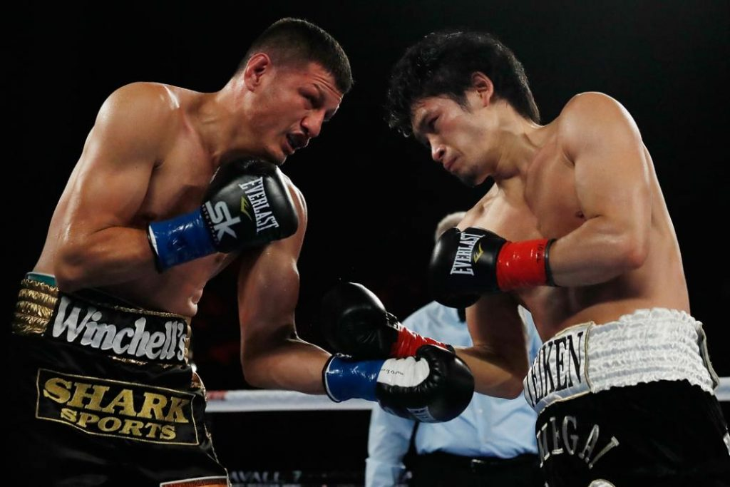 kamegai vs. soto-karass 2 - potshot boxing