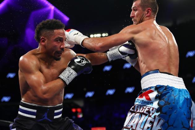 sergey kovalev vs. andre ward boxing results - Potshot Boxing
