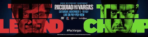manny pacquiao vs. jesse vargas prediction - Potshot Boxing